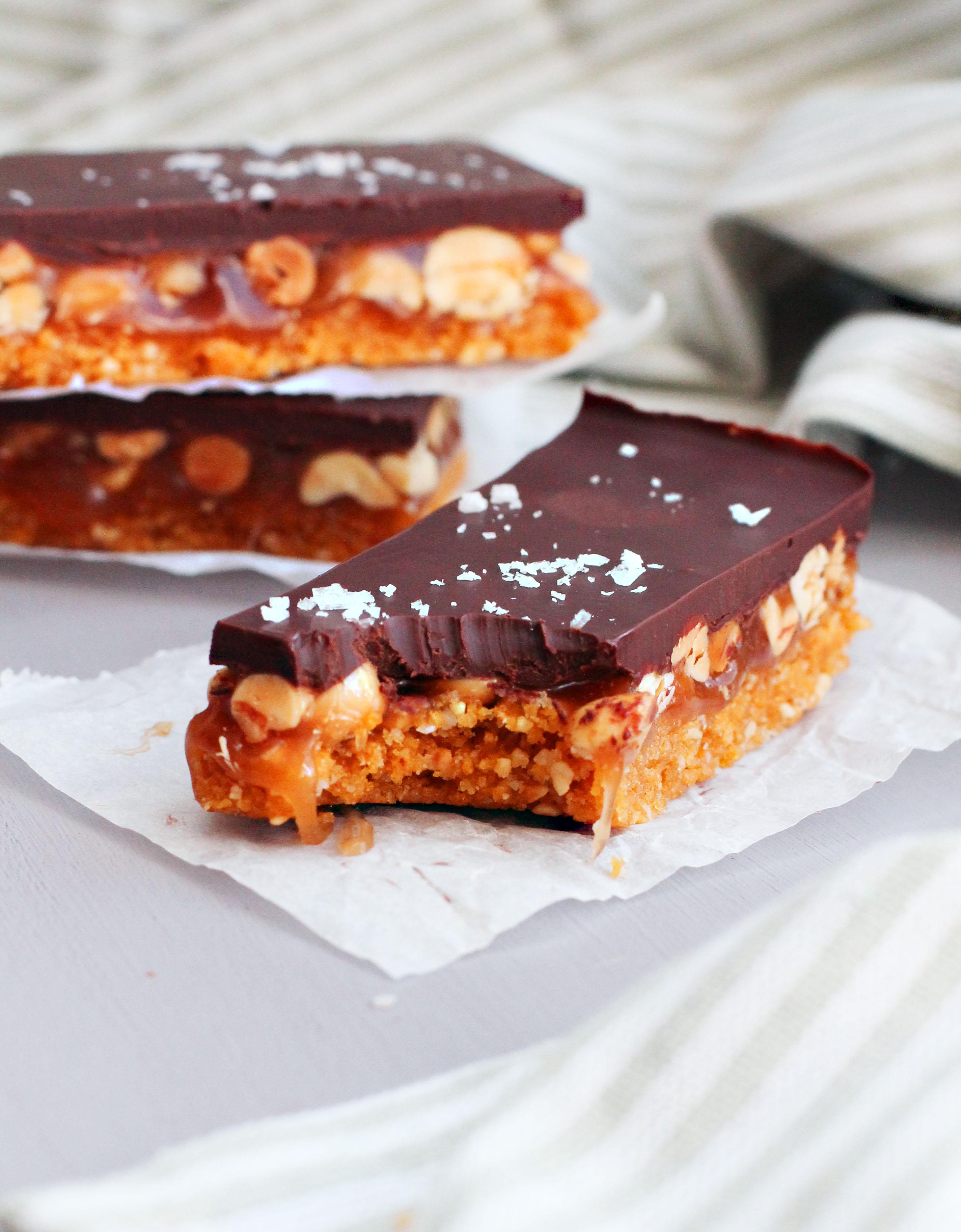 vegansk snickers