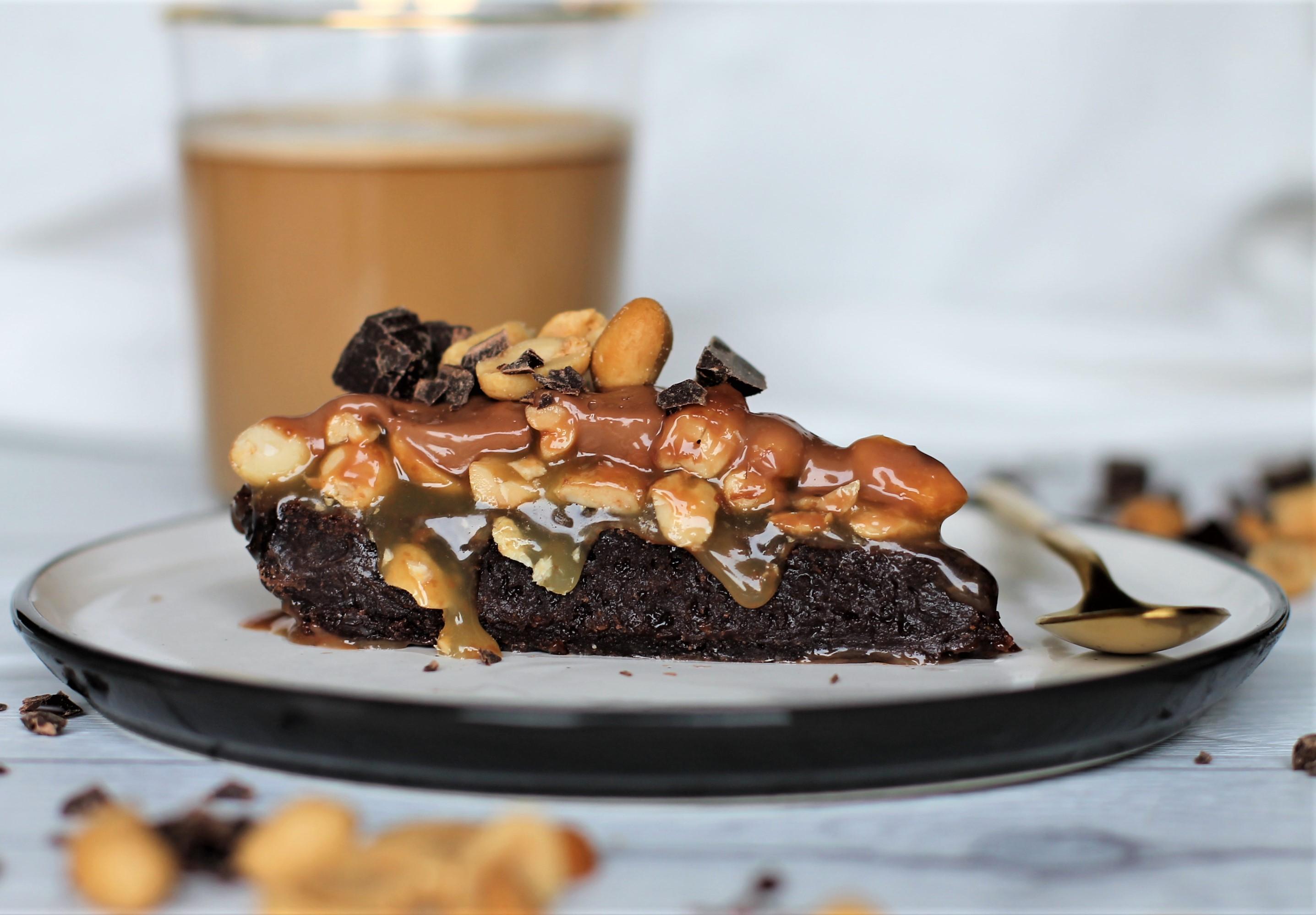 Snickerskladdkaka - En snickerskaka för alla tillfällen