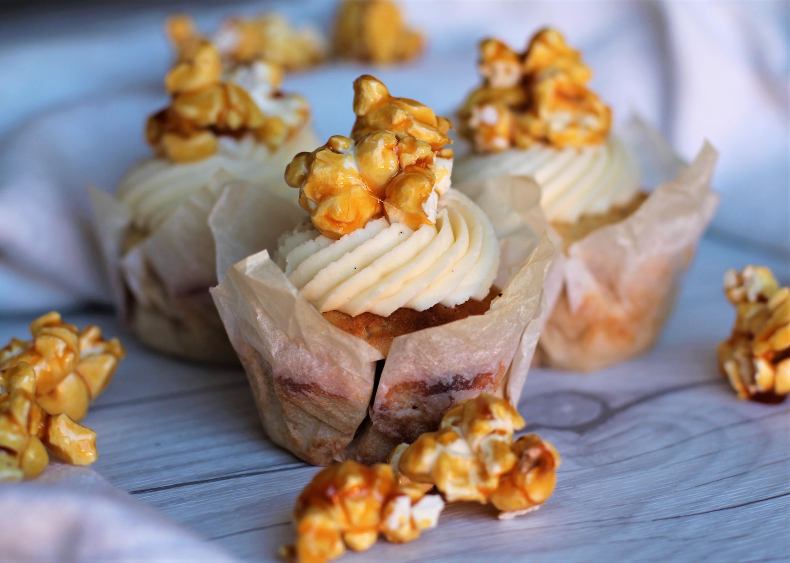 veganska cupcakes