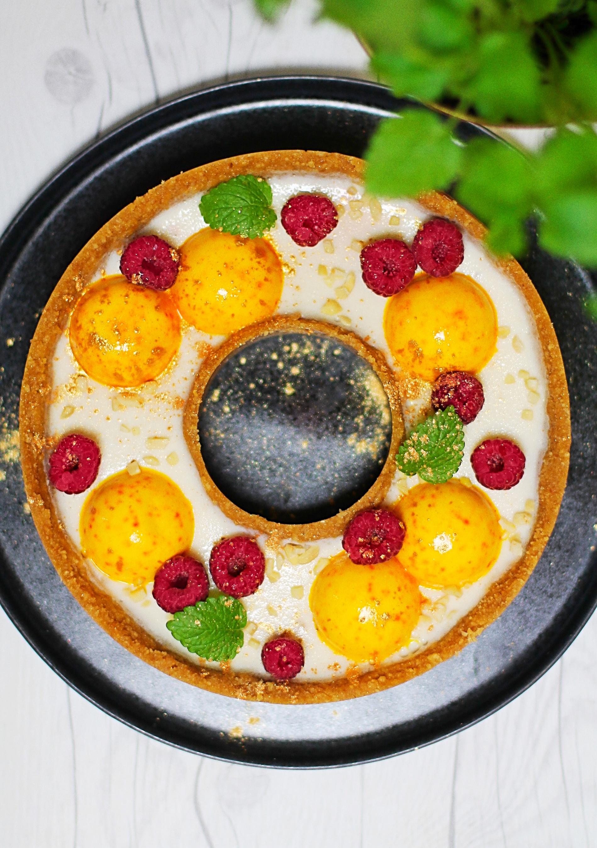 Pannacottatårta