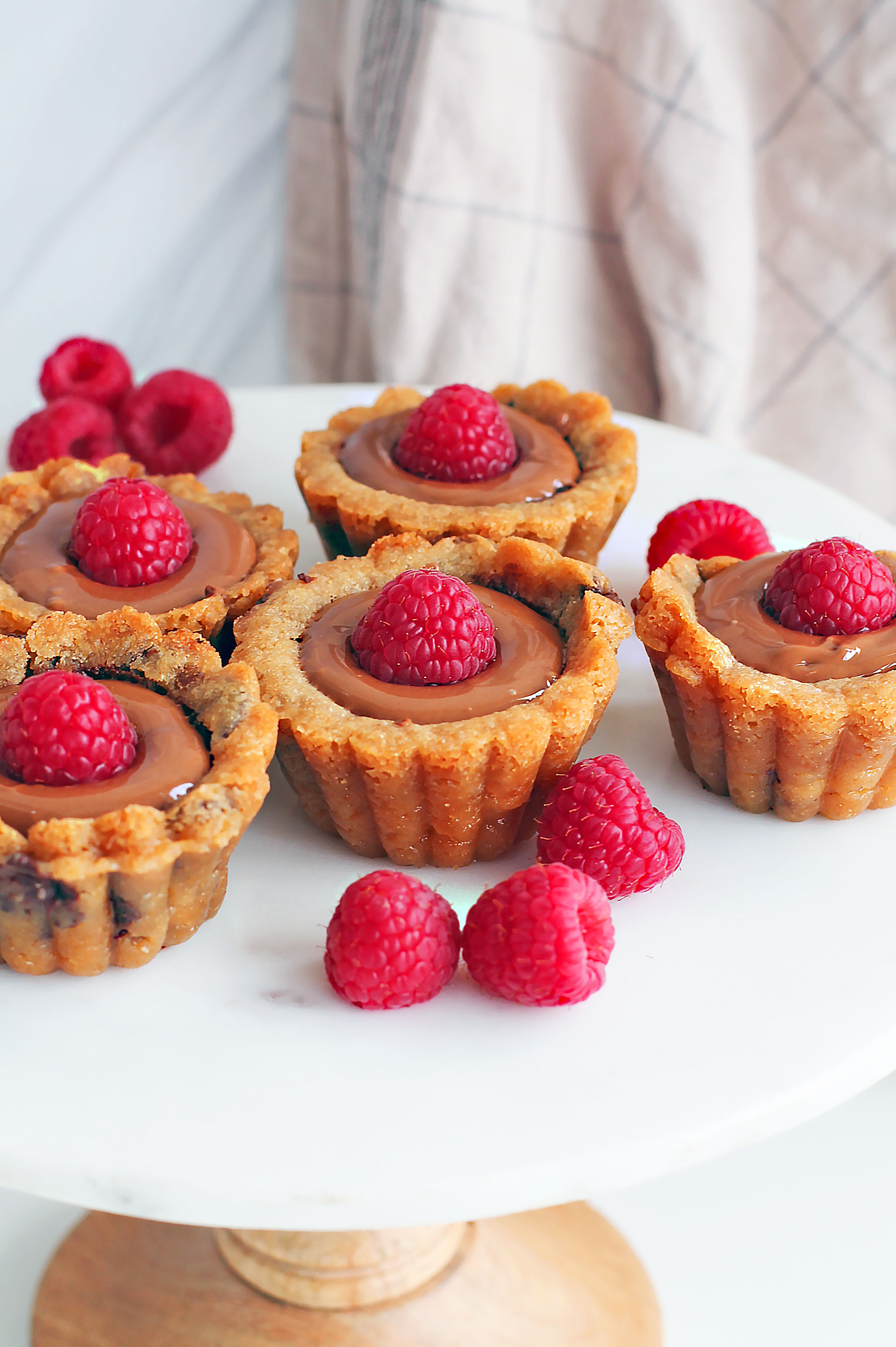 cookie cups vegan