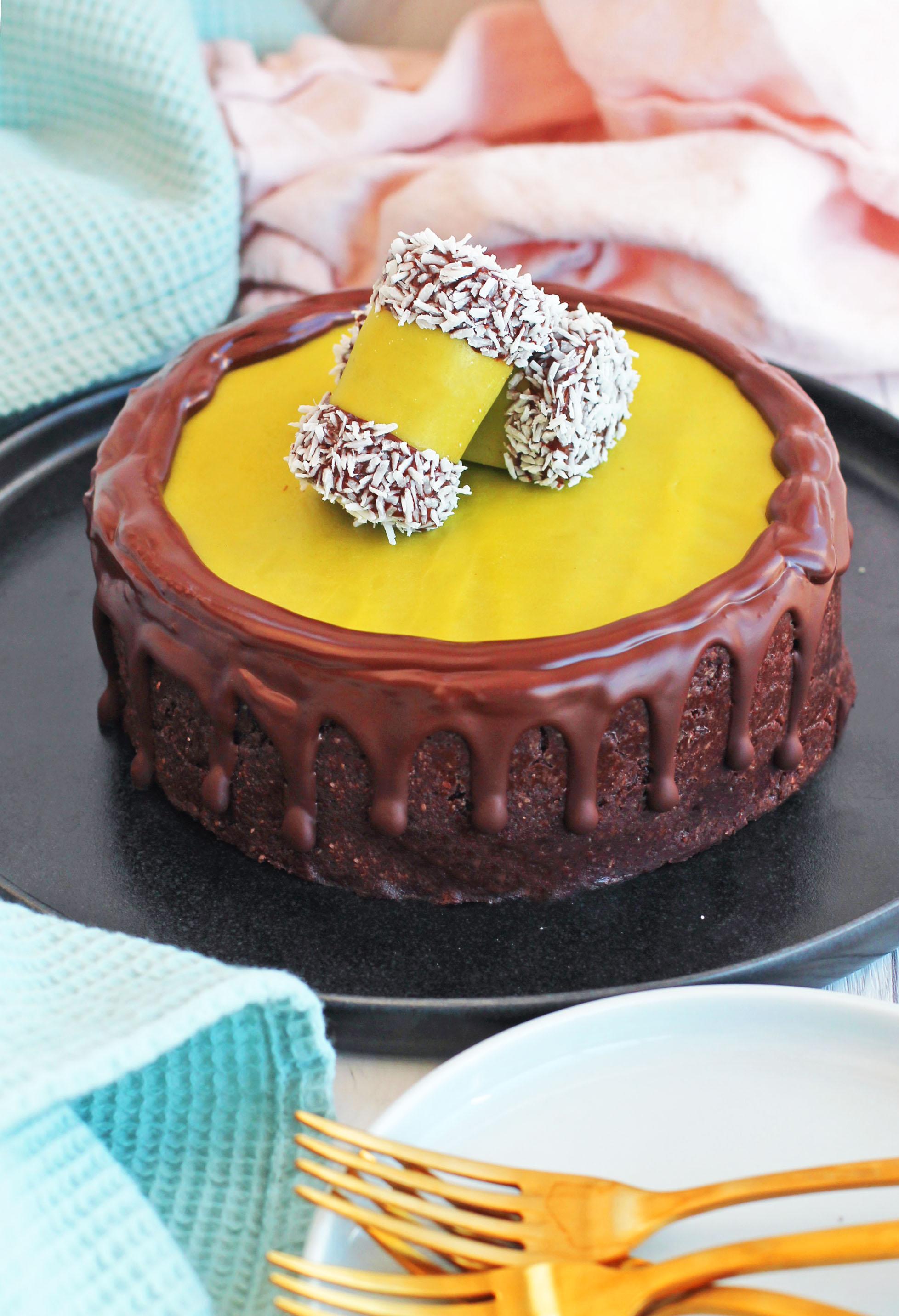 dammsugare tårta