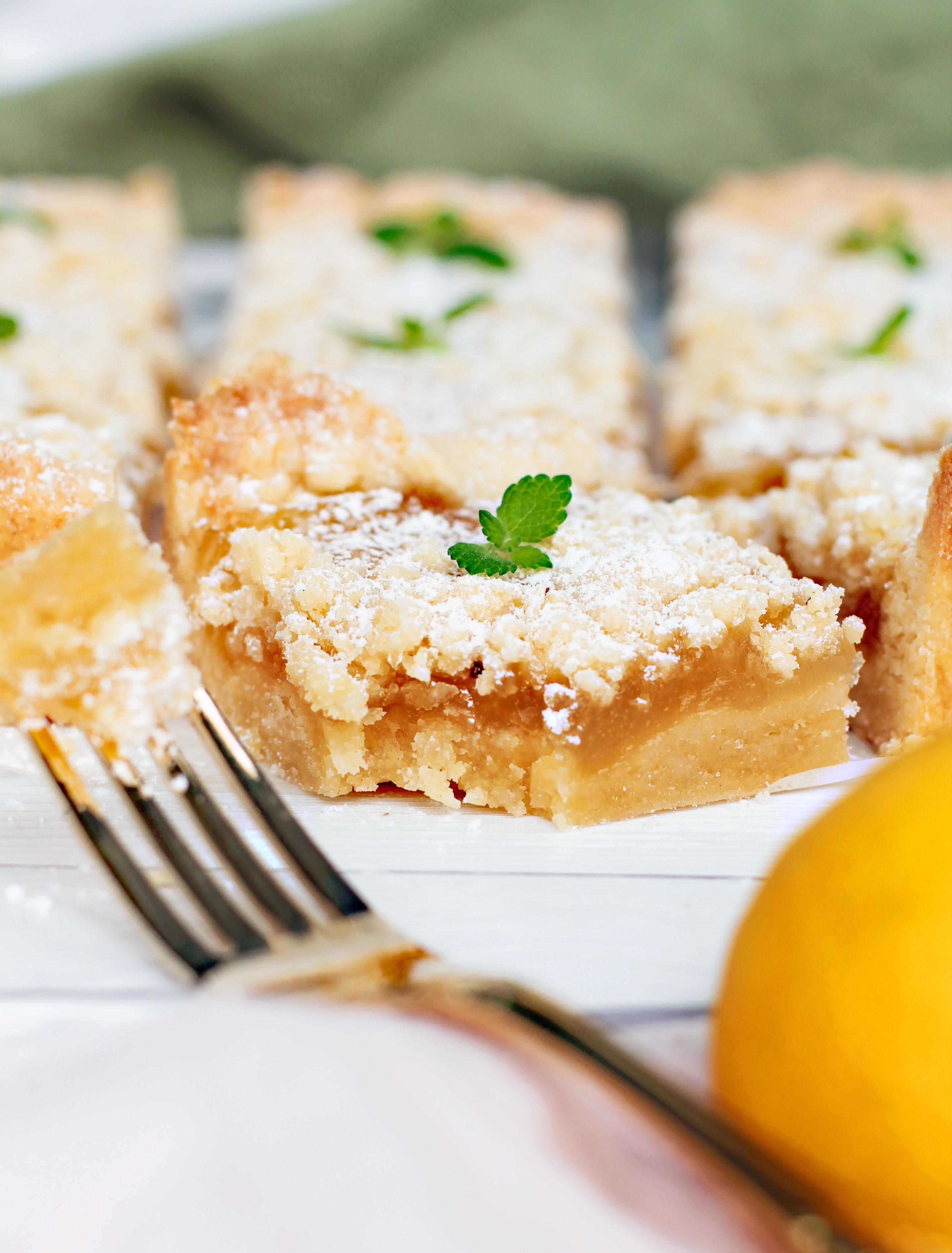 syrliga citronrutor fridasvegobak