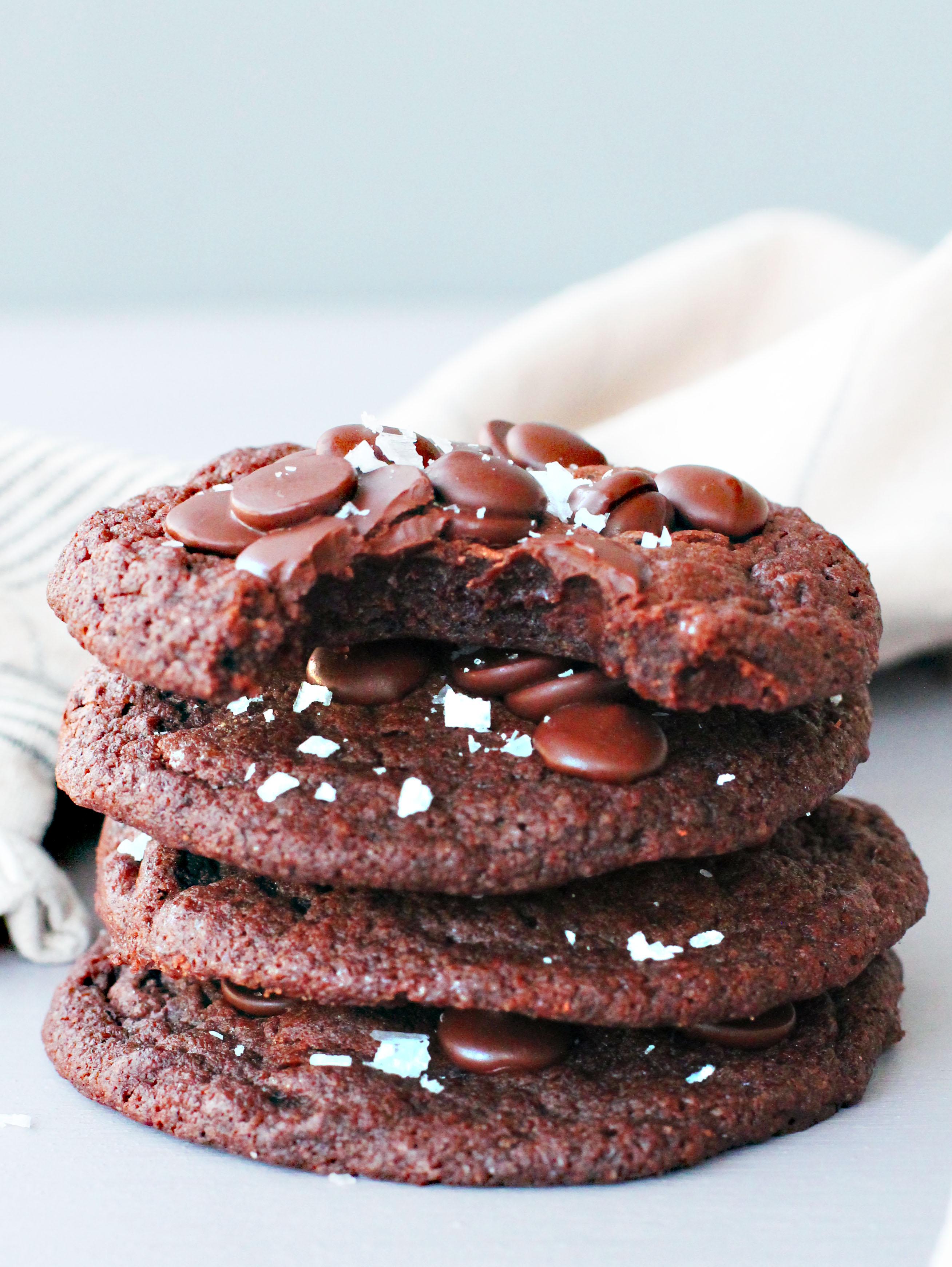 chocolate chip cookies vegan recept
