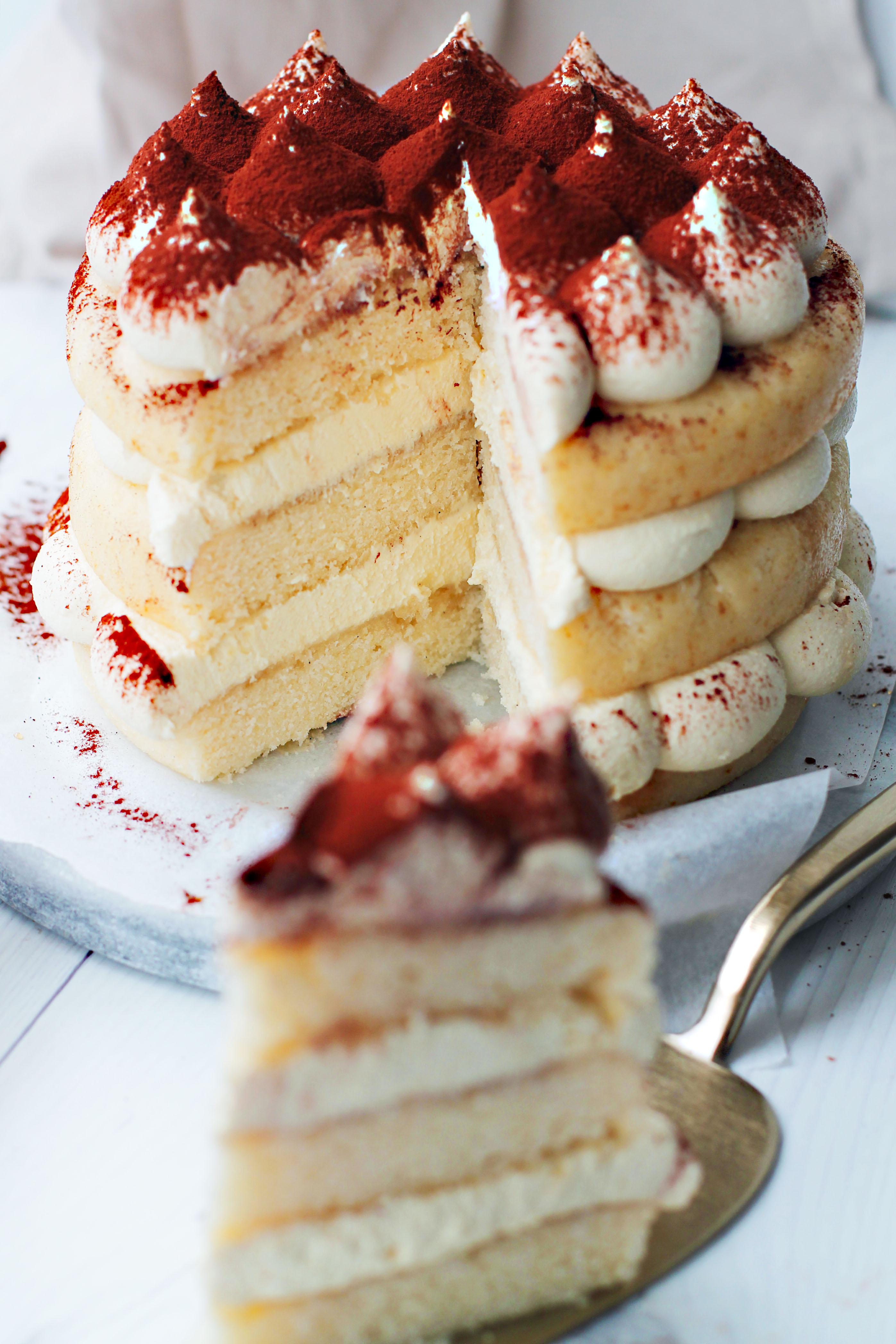 tiramisu tårta