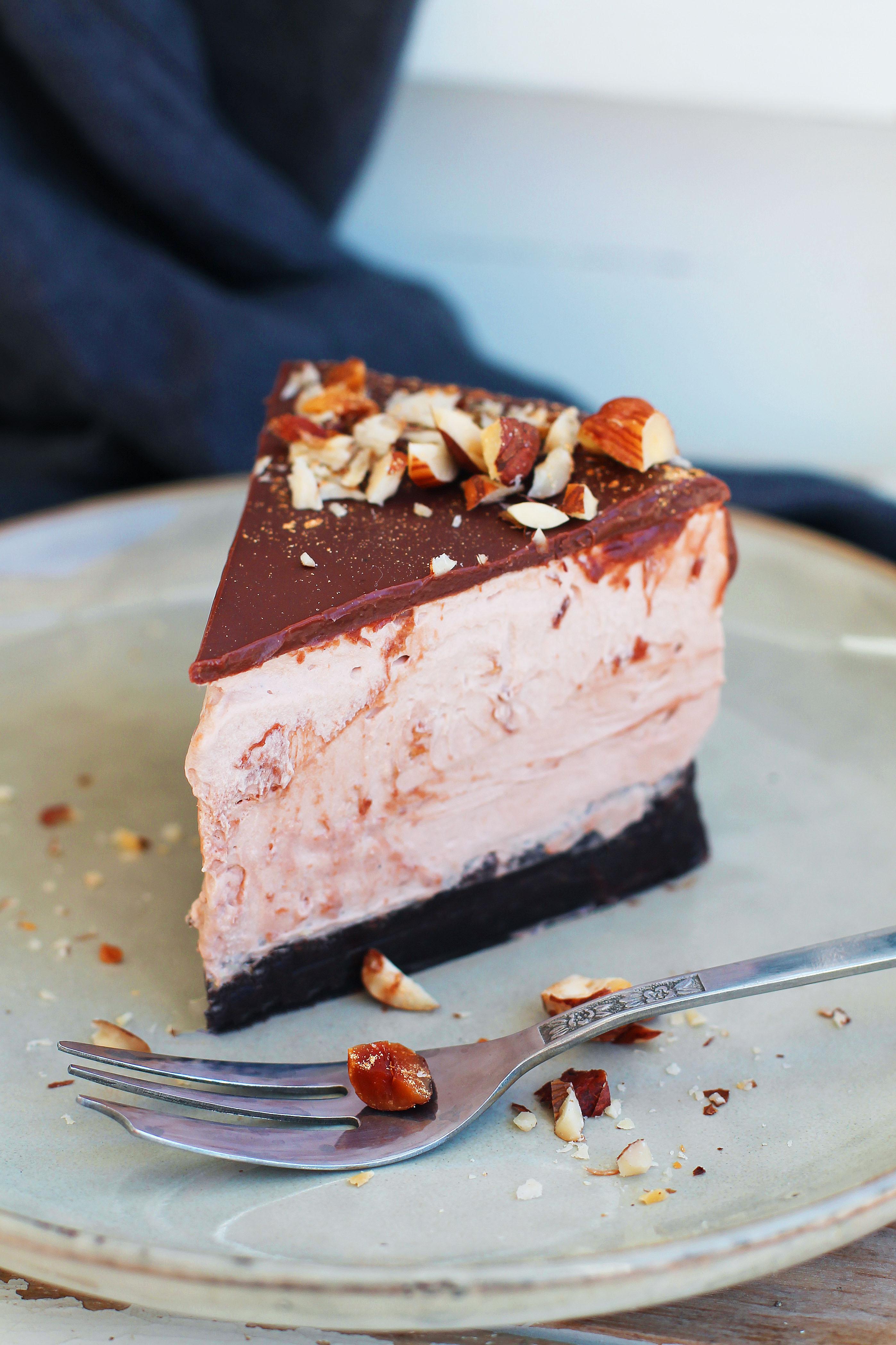 cheesecake vegan glutenfri