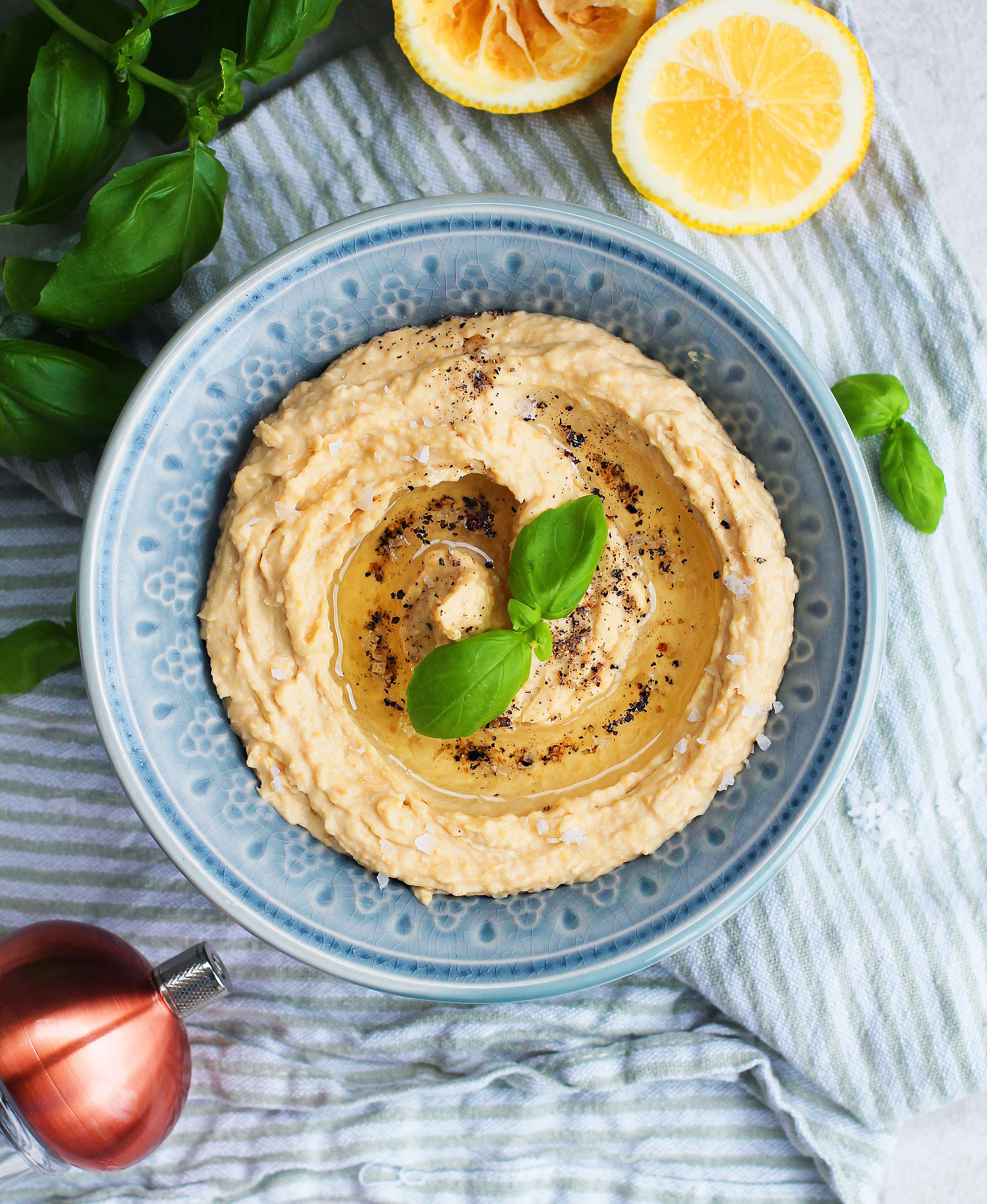 hummus godaste receptet