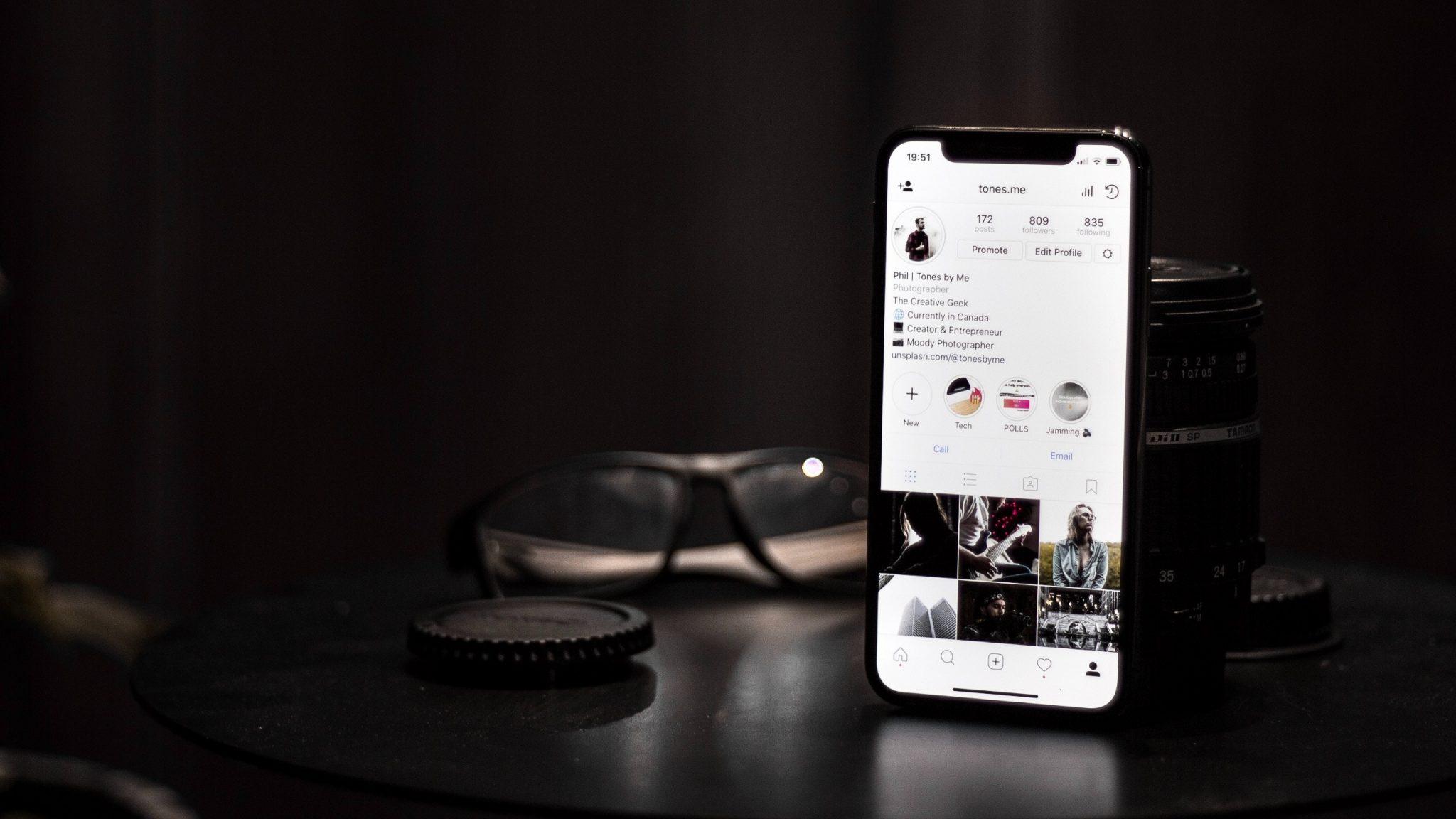 se om någon köpt följare instagram