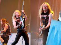 Iron Maiden stockholm
