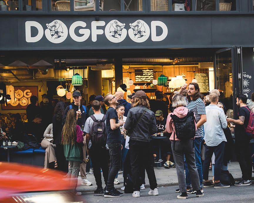 Restaurang Dogfood