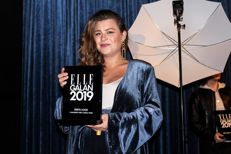 Linnea Henriksson, Elle Galan 2019